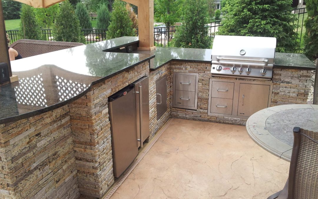 Outdoor Kitchens – Designing Around Your Lifestyle