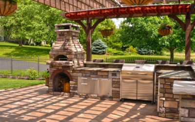 Modernize Your Backyard With An Outdoor Kitchen
