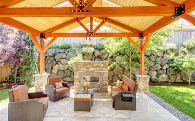3 Reasons Why an Outdoor Fireplace is Great for Fall Season
