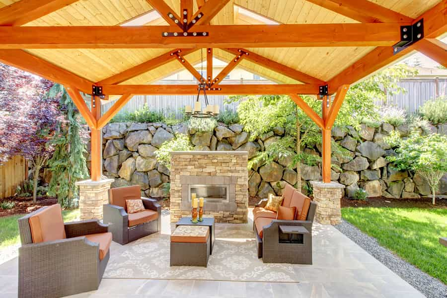 The Beauty and Benefits of Outdoor Living Spaces