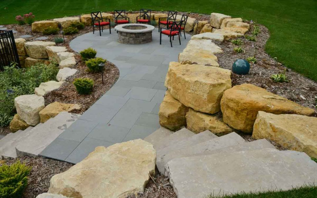 Five Ways Retaining Walls Can Enhance Your Yard
