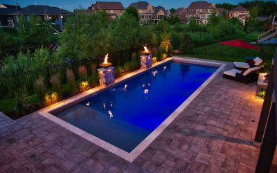 How Paver Decks Can Take Your In-Ground Pool to the Next Level