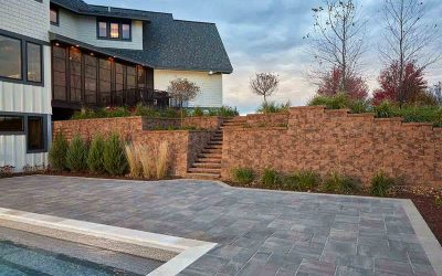 The 4 Benefits to Adding a Retaining Wall to Your Landscape